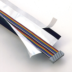 Cable Shielding in Aluminium Foil